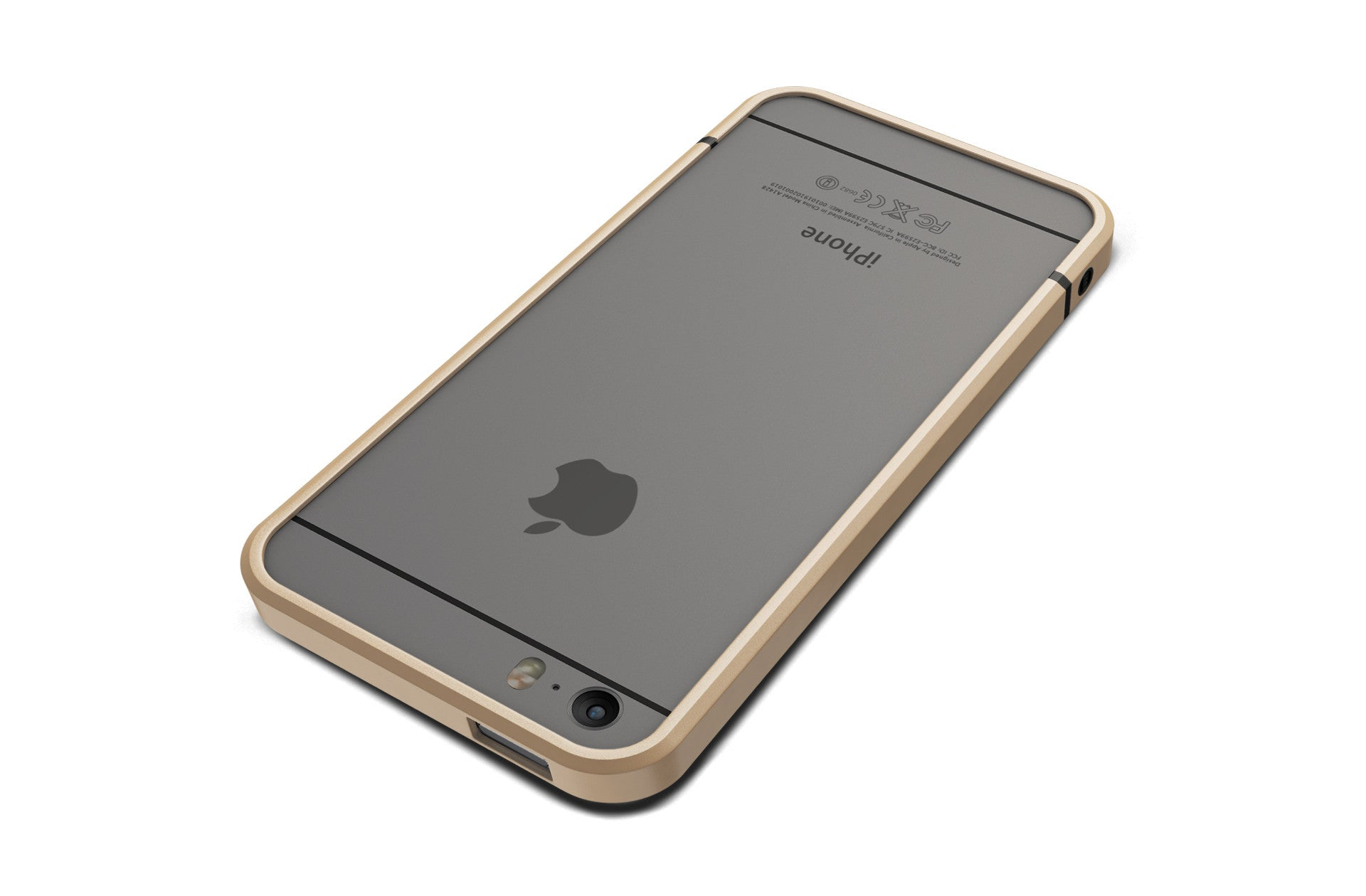 AL13 v2 AeroSpace Aluminum Bumper with no Signal Loss for iPhone 5/5s and iPhone SE