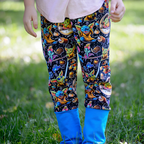 Best Friends Grow-With-Me Pants
