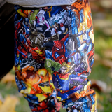 Marvel Sketch Grow-With-Me Pants