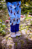 Doctor Whoville Grow-With-Me Pants