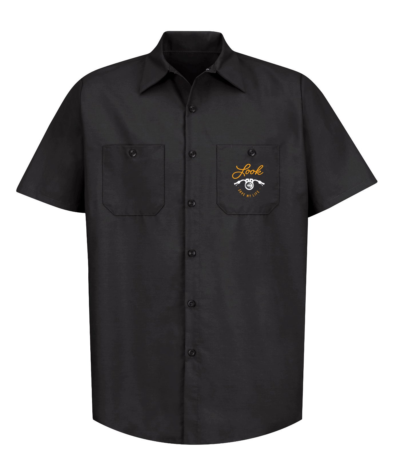 Mechanic Shirt Logo
