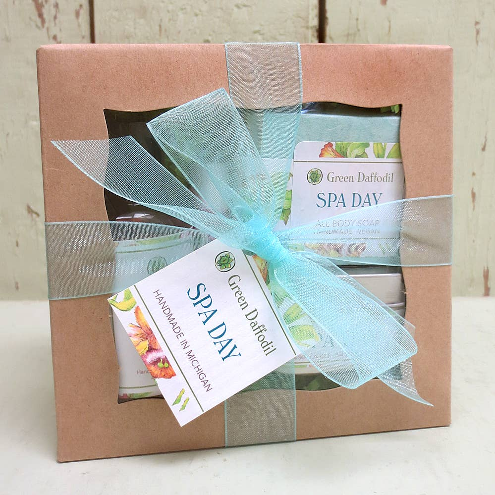 Spa Day Boxed Gift Set