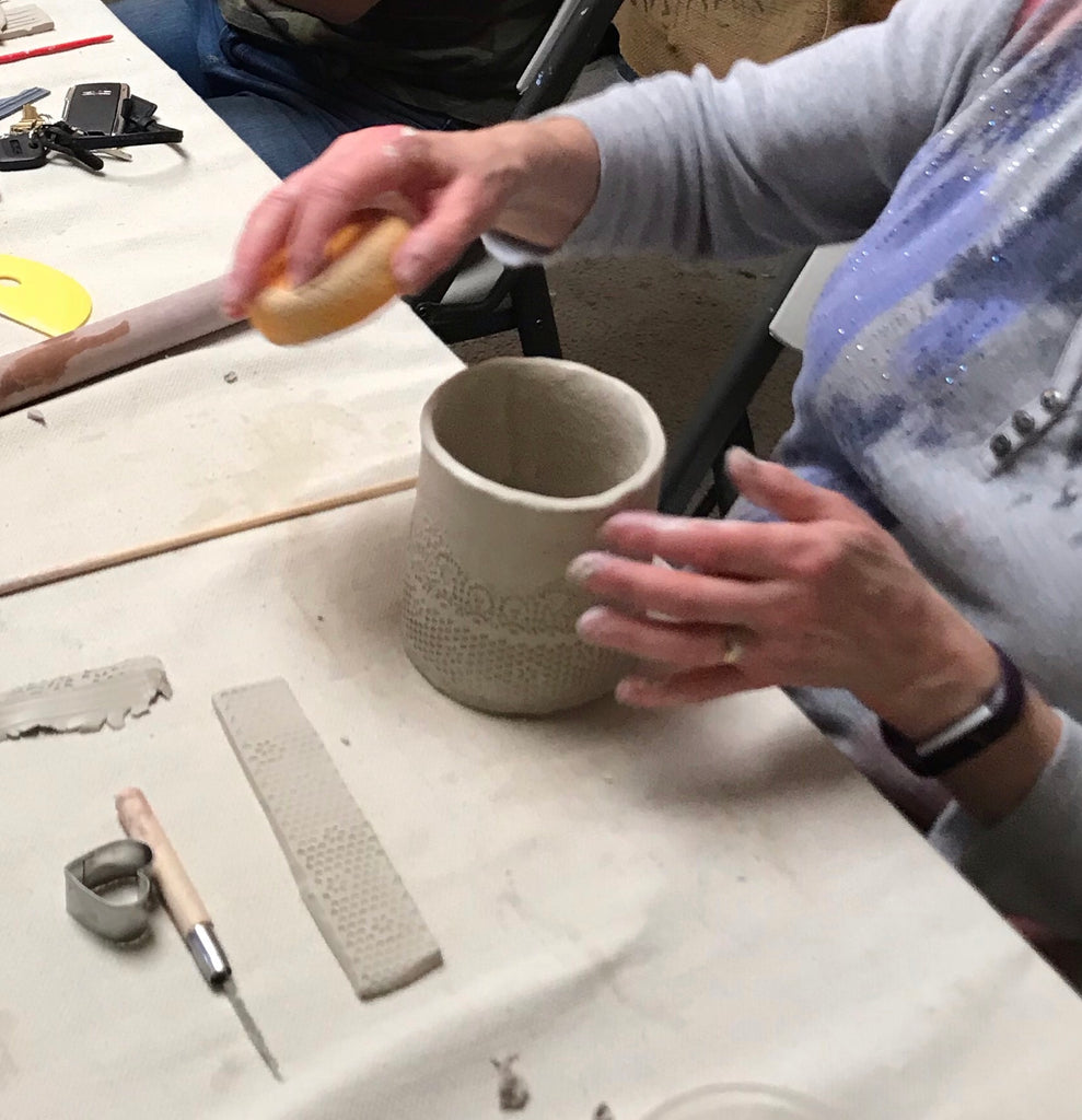 Pottery Class: Hand Building