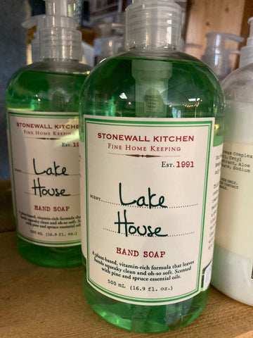 Stonewall Kitchen Hand Soaps