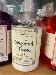 Stonewall Kitchen Lotions