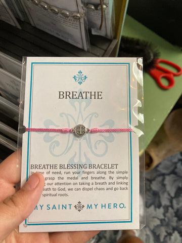 MSMH Breathe String Bracelet