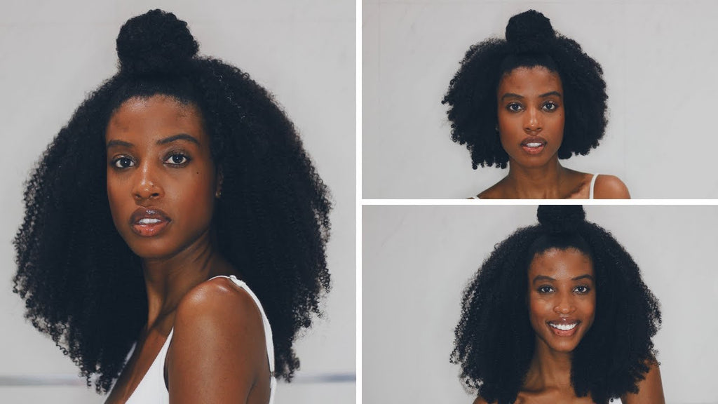 Are Clip-Ins & Extensions Healthy For Natural Hair? 5 Styles For Your Hair