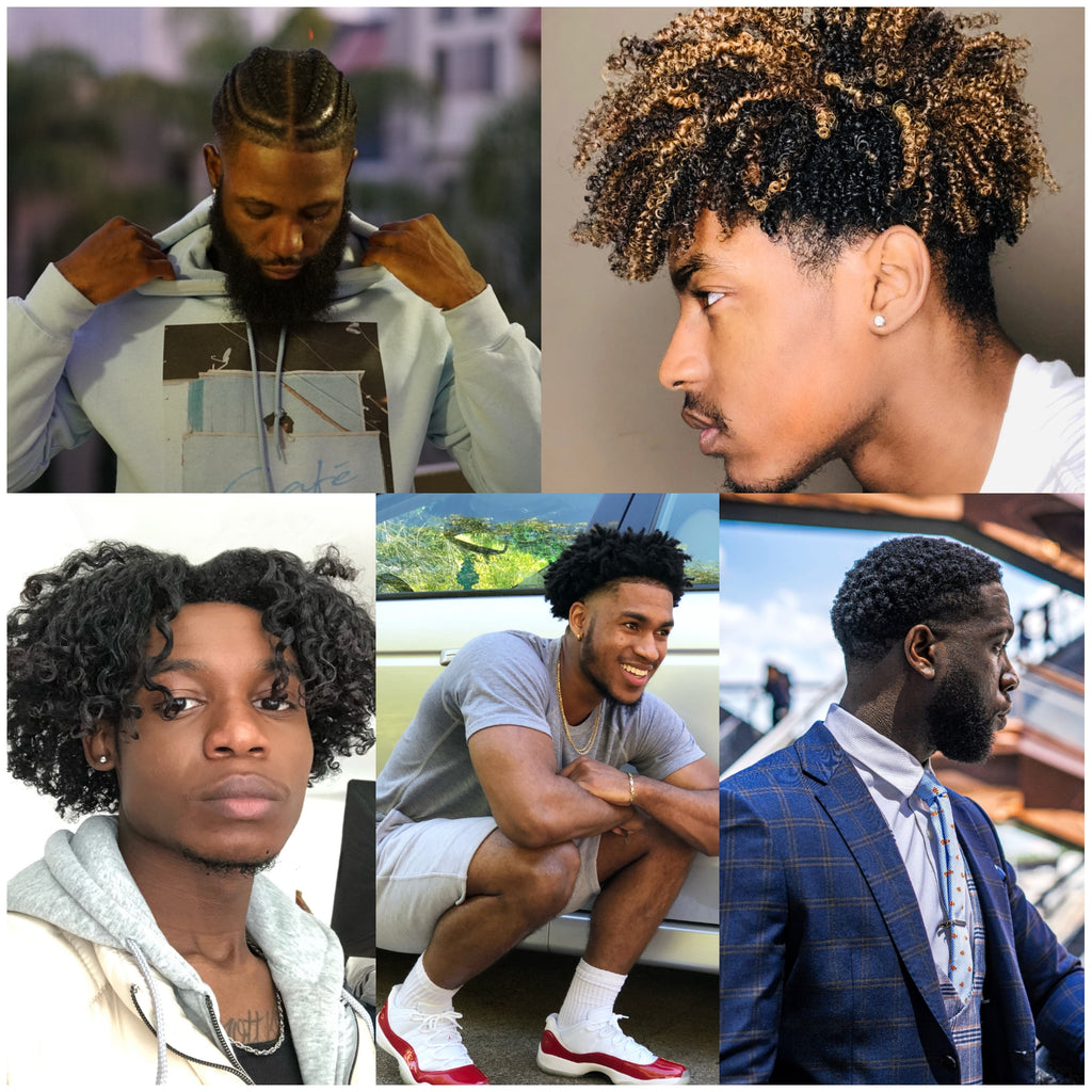 Q & A: Men Love Their Hair Too
