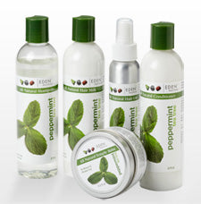 Peppermint Tea Tree Collection