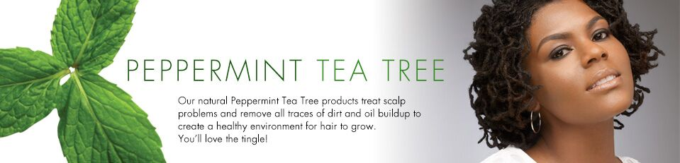 Peppermint Tea Tree