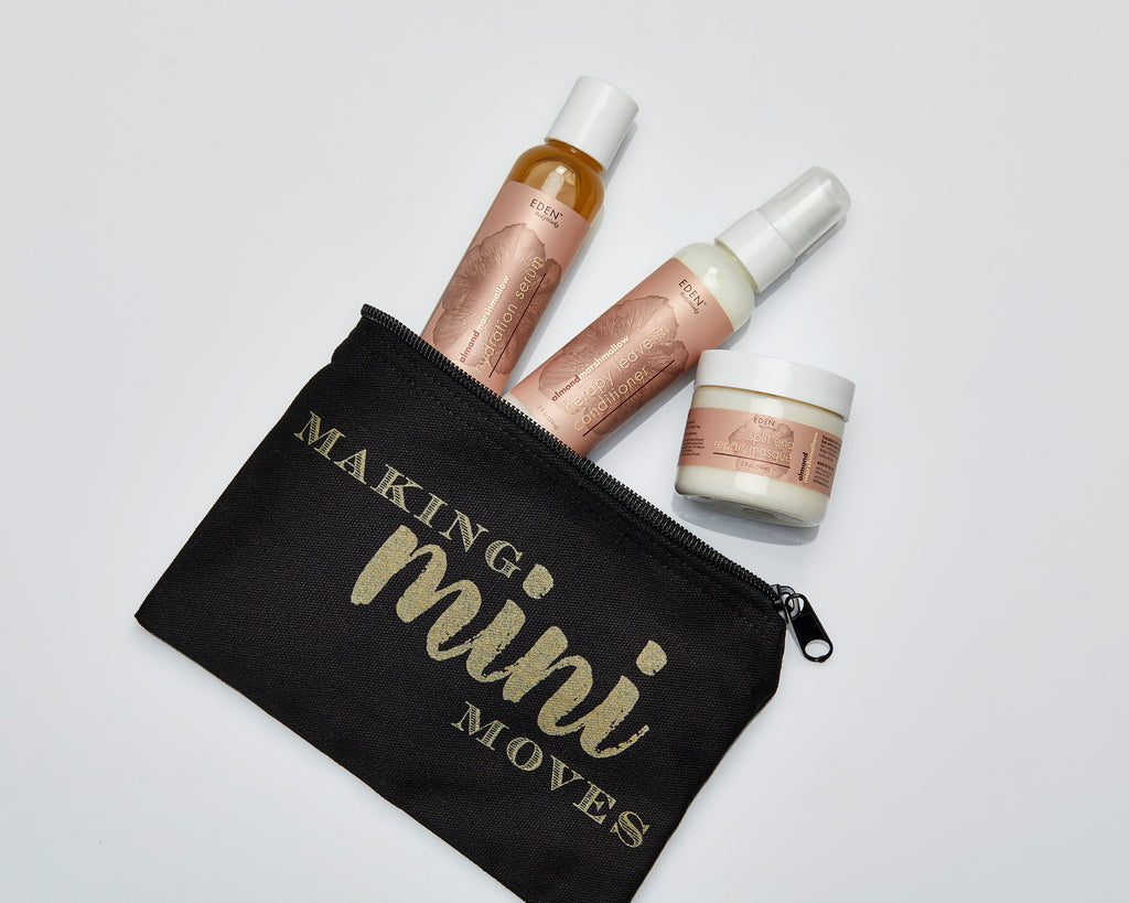 Almond Marshmallow Minis Travel Trio - EDEN BodyWorks