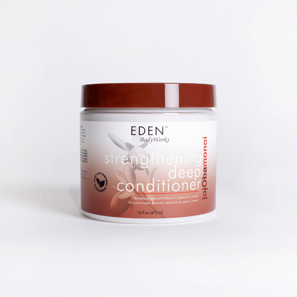 JojOba Monoi Deep Conditioner has a new look! -EDEN BodyWorks