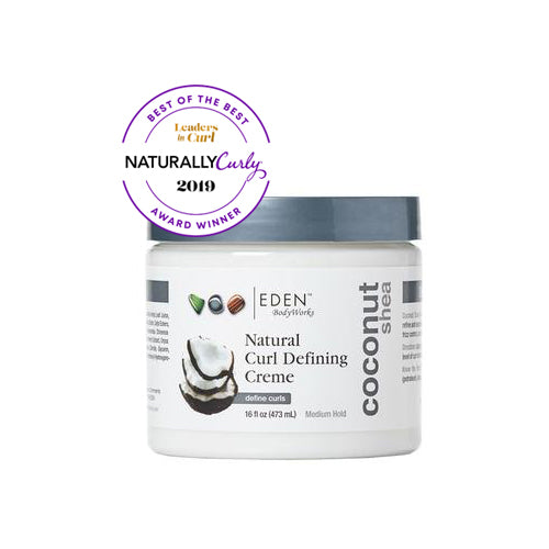 Naturally Curly Award Winner - Coconut Shea Natural Curl Defining Creme