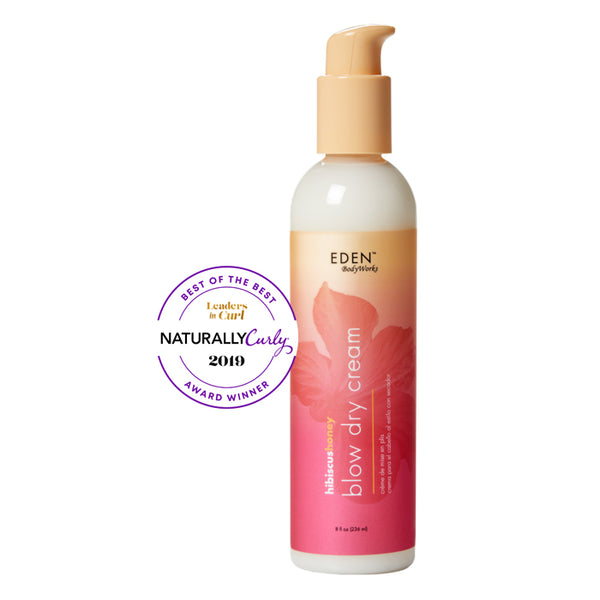 Naturally Curly Award Winner - Hibiscus Honey Blow Dry Cream