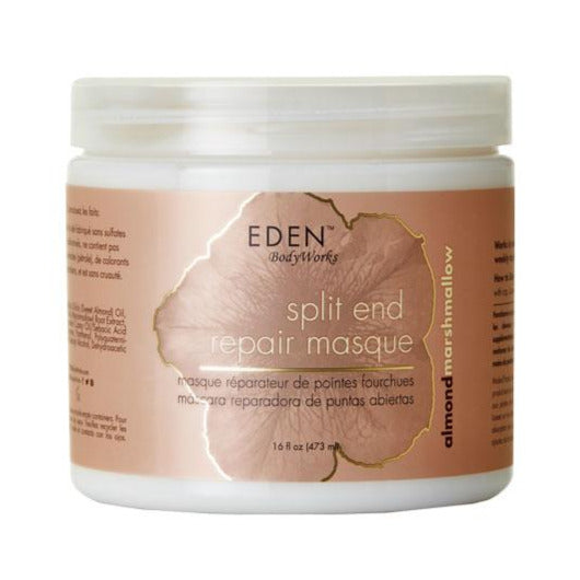 Almond Marshmallow Split End Repair Masque