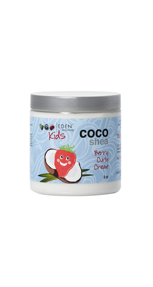COCO Shea Berry Curly Creme - EDEN BodyWorks