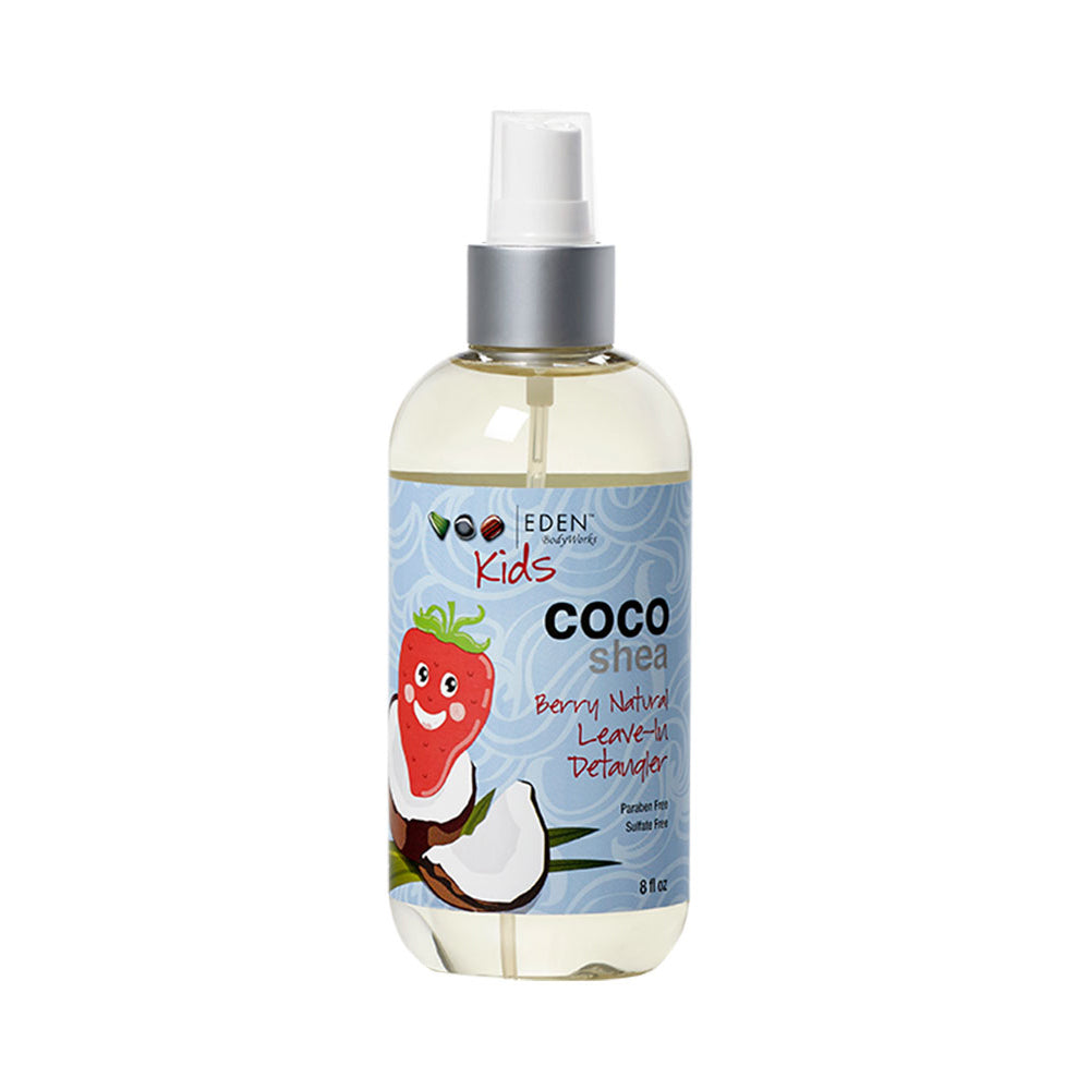 COCO Shea Berry Leave In Detangler - EDEN BodyWorks