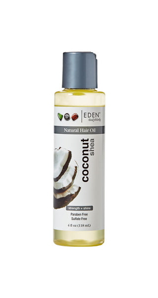 Coconut Shea Hair Oil