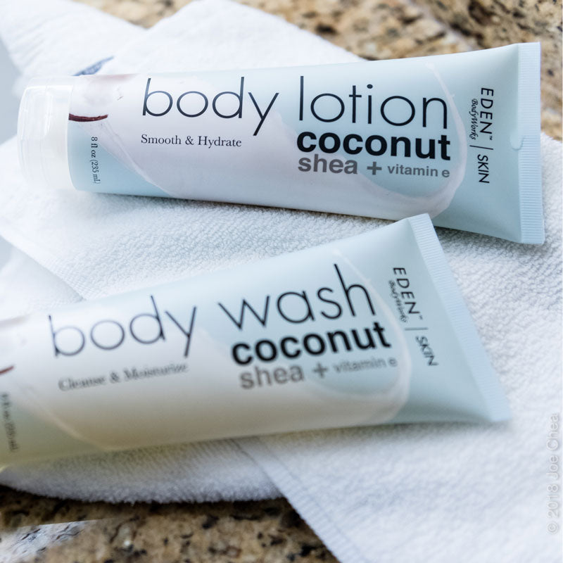 Coconut Shea Body Lotion