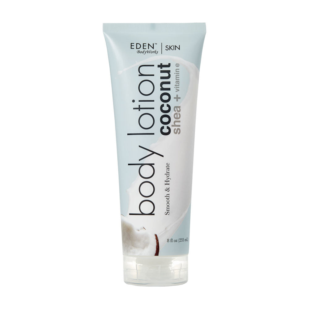 Coconut Shea Body Lotion - EDEN BodyWorks