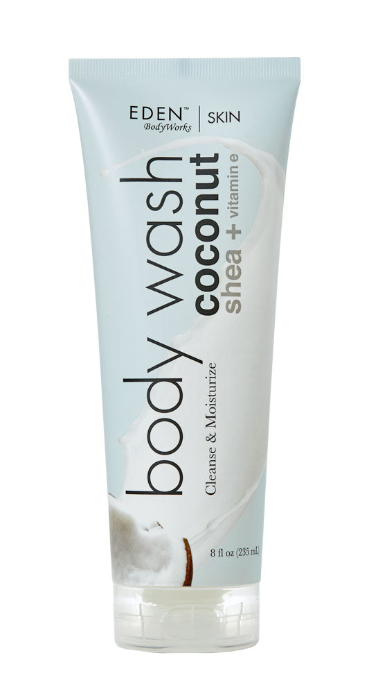 Coconut Shea Body Wash - EDEN BodyWorks