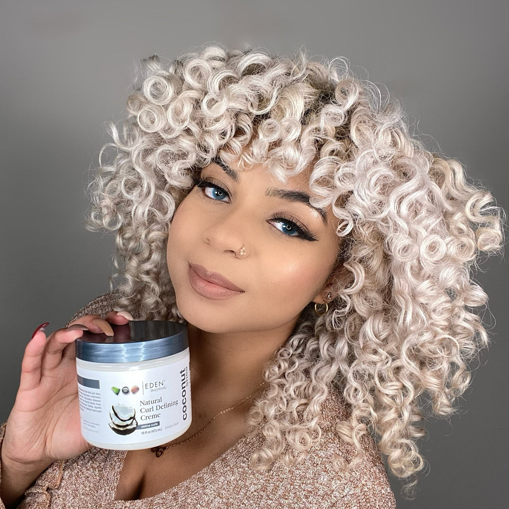 Coconut Shea Curl Defining Creme