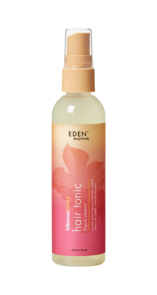 Hibiscus Honey Hair Tonic (topical liquid vitamin) - EDEN BodyWorks