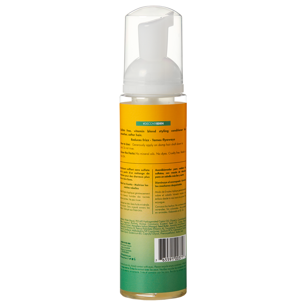 Papaya Castor Foam Conditioner - EDEN BodyWorks