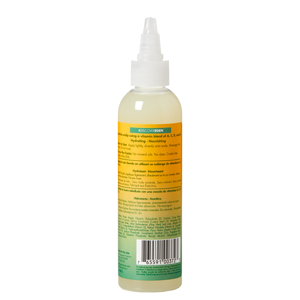 Papaya Castor Scalp Massaging Serum - EDEN BodyWorks