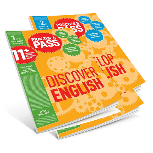 Practise & Pass 11+ (English Bundle)