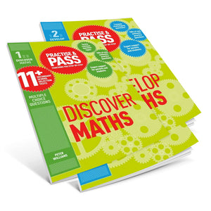 Practise & Pass 11+ (Maths Bundle)