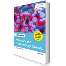 Load image into Gallery viewer, Getting Into Pharmacy & Pharmacology Courses