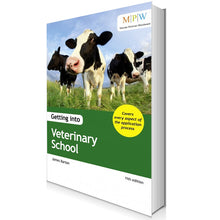 Load image into Gallery viewer, Getting Into Veterinary School