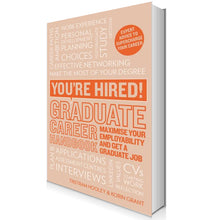 Load image into Gallery viewer, You're Hired: Graduate Career Handbook