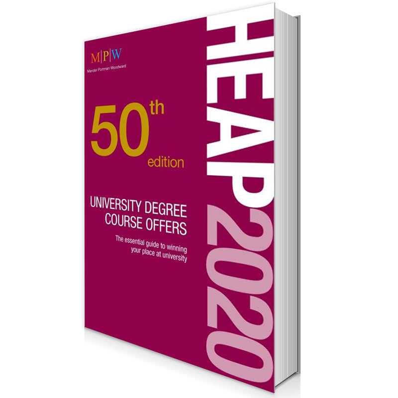 HEAP 2020: University Degree Offers
