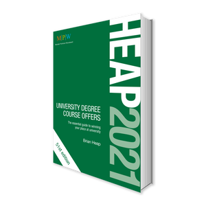 HEAP 2021: University Degree Offers