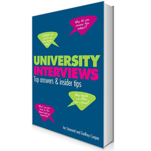 University Interviews: Top answers & insider tips