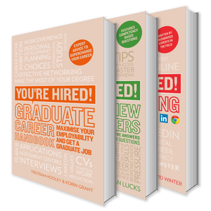 You're Hired: Series Pack (7 titles)