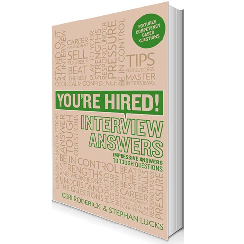 You're Hired: Interview Answers
