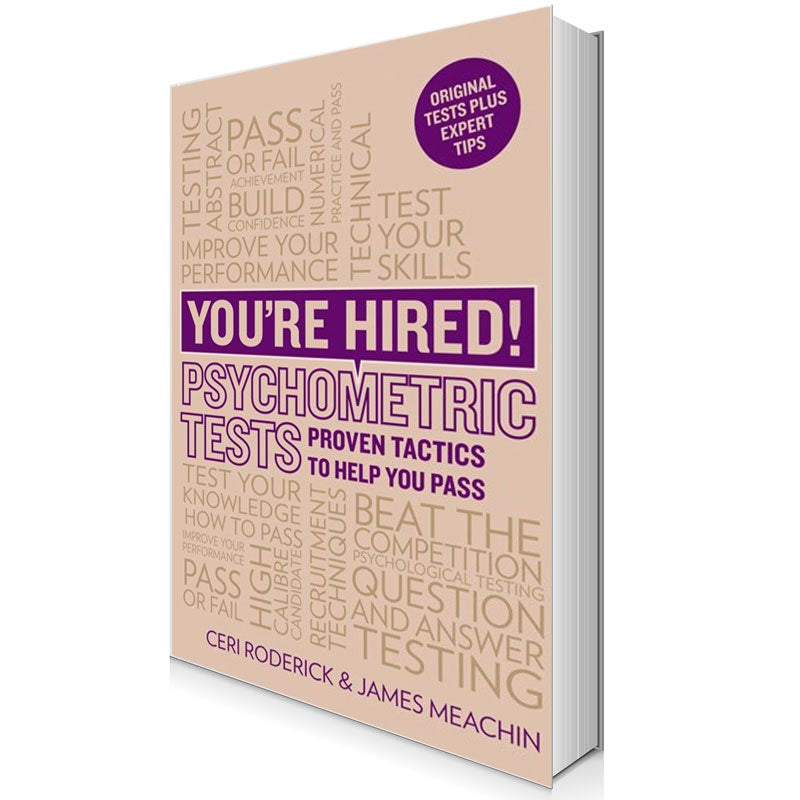 You're Hired: Psychometric Tests