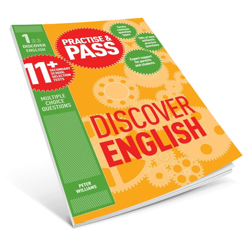 Practise & Pass 11+ Level One: Discover English