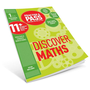 Practise & Pass 11+ Level One: Discover Maths