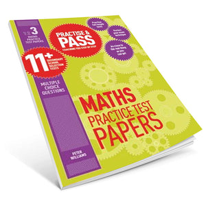 Practise & Pass 11+ Level Three: Maths Practice Test Papers