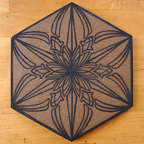 Swoon: 2017 Silkscreen Tile (3)