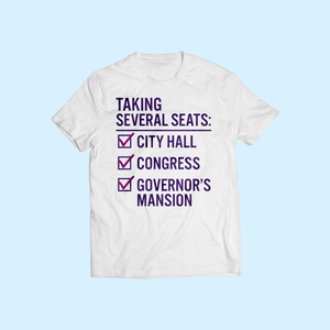 Taking Several Seats T-Shirt
