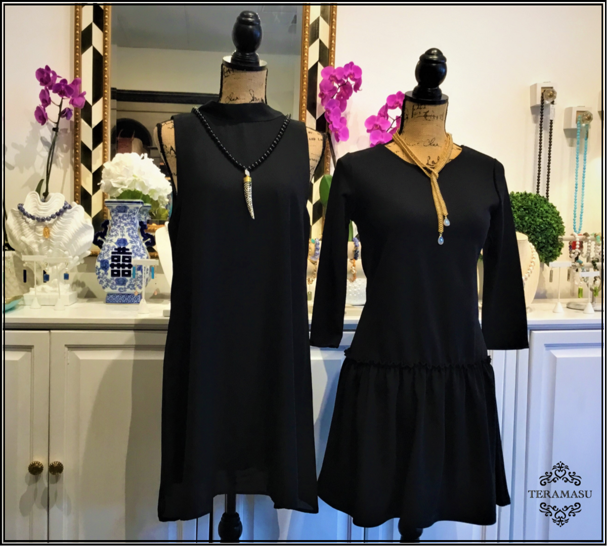 Monday Must-Have: The Perfect Little Black Dress from Teramasu