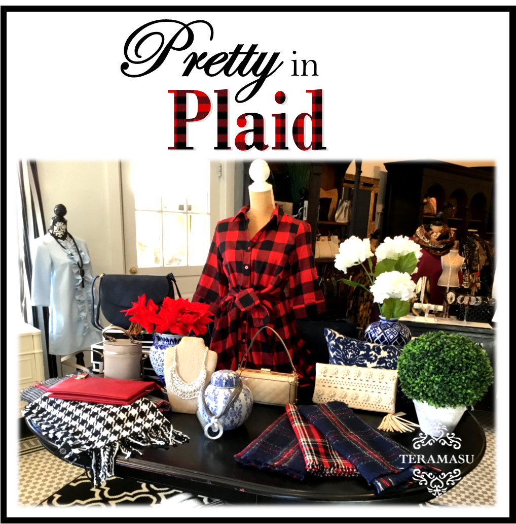 Pretty in Plaid: Winter Outfit Ideas for 2018