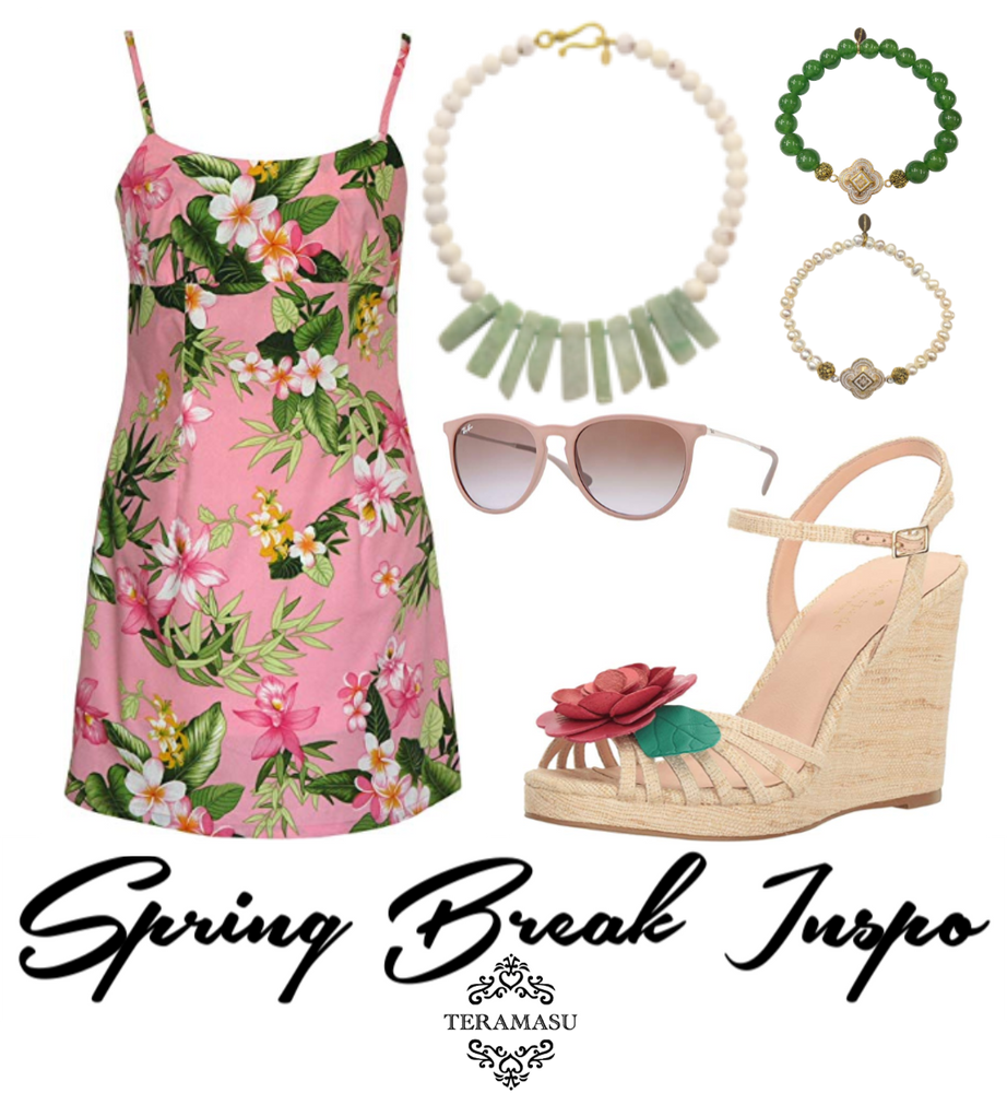 Fashion Friday: Outfit Inspiration for Your Spring-Break and Vacation Style from Teramasu