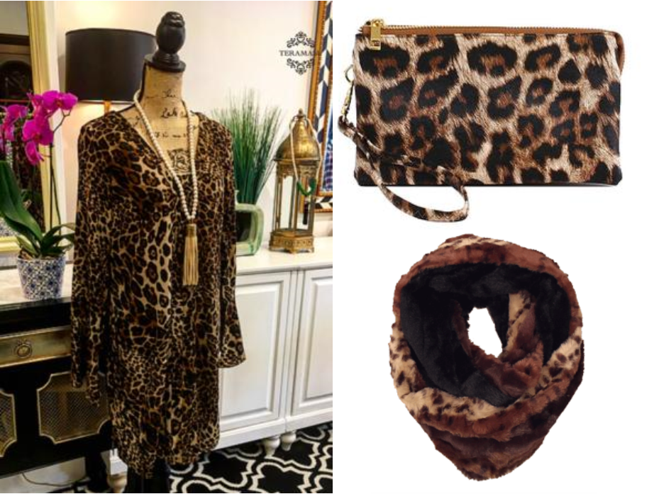 Styling Saturday: Gorgeously Bold and Chic Animal Print Style Inspiration from Teramasu