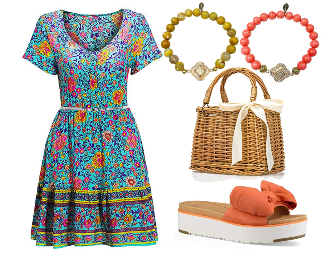 Living Ladylike: Boho Outfit Inspiration for Your Summer Style from Teramasu